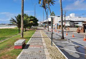 Prefeitura libera estacionamento na orla de João Pessoa