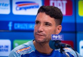 Após eliminação do Cruzeiro, Thiago Neves critica opções de Rogério Ceni