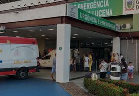 Vídeo: suspeito de envolvimento na morte de soldado da PM foi atendido no Trauma de João Pessoa