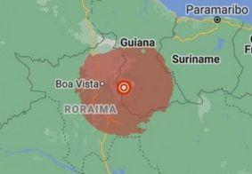 Tremor de terra em Manaus deixa bairros sem energia e assusta população