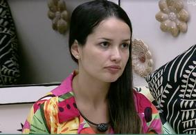 Juliette diz que não se arrepende de não abandonar Carla