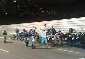 Barulho Zero: PM multa 54 motociclistas com escapamentos irregulares em JP