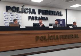 Documento mostra lista dos investigados na Operação Recidiva; jornalista é citado