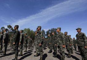 Com paralisação da PM, RN recebe 2 mil agentes das Forças Armadas
