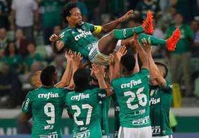 Para evitar título antecipado do Flamengo, Palmeiras enfrenta Grêmio neste domingo (24)