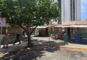 Cais de Santa Rita, no Recife
