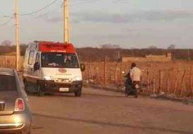 Mulher é ferida com golpe de faca peixeira no Sertão da PB; marido é preso em flagrante