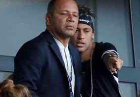 Pai de Neymar vai à Justiça contra ex-advogado de Najila