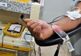 Doações de sangue caem na Paraíba durante a pandemia