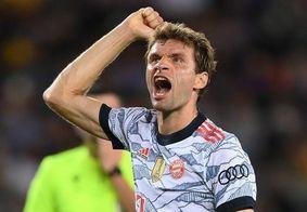 Thomas Müller, jogador do Bayern de Munique