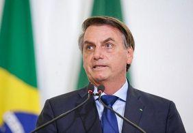 """Bolsonaro: """"Brasil é um dos países que melhor se comportou na pandemia"""""""