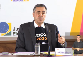 TSE: Barroso fala sobre atraso na divulgação dos resultados das eleições