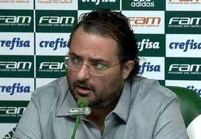 Alexandre Mattos é demitido e deixa comando do futebol do Palmeiras após 5 anos