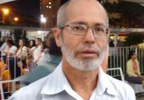 Jornalista Walter Galvão