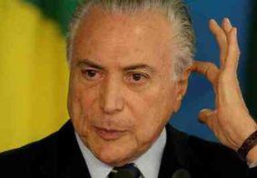Temer vira réu em São Paulo no caso da reforma em imóvel da filha