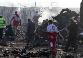 Vídeo mostra o momento em que avião ucraniano foi atingido por míssil; veja