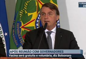 Bolsonaro sanciona lei que dá diretrizes para o Orçamento de 2021