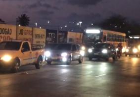 Confusão entre casal de surdos e motorista de ônibus termina na delegacia em JP
