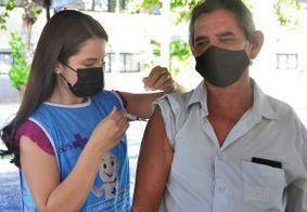 João Pessoa aplica 2º dose das vacinas Astrazeneca e Coronavac nesta sexta (18)