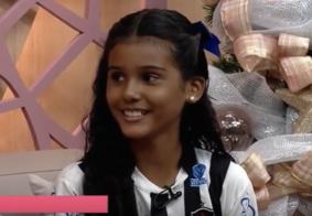 Meninas em campo: Ana Júlia arrebenta no futebol