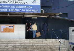 Vídeo: radialista Fabiano Gomes deixa a prisão