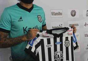 Treze anuncia contração de Bruno Menezes; jogador foi dispensado antes de acerto com o Belo