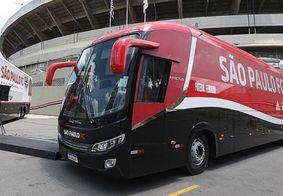Ônibus do São Paulo