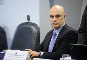 Moraes retira sigilo de decisão que determinou buscas e apreensões