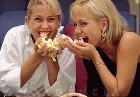 22 anos depois, Eliana se reencontra com Xuxa na televisão
