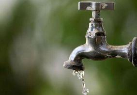 Moradores de 6 municípios ficam sem água nesta quinta (17)