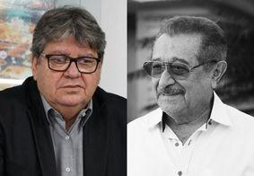 João Azevedo lamenta morte de José Maranhão e declara luto oficial na Paraíba