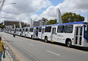 Ônibus voltam a circular em Campina Grande