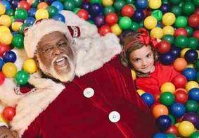 Primeiro Papai Noel negro do RJ comemora representatividade: 'Além que hohoho'