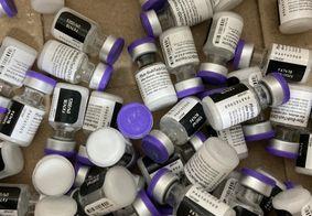 Ao todo, são 128.650 doses