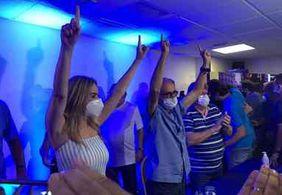 """""""Darei tudo da minha vida para corresponder esta confiança"""", diz Cícero Lucena após vitória nas eleições"""