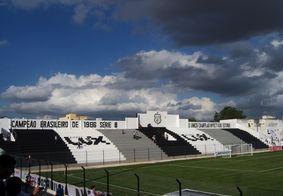Estádio Presidente Vargas, em Campina Grande