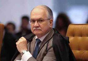 Ministro Fachin, do TSE, mantém intervenção do PT nacional na executiva de João Pessoa