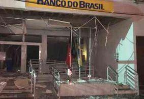 Bandidos explodem agência bancária no Agreste da Paraíba