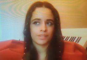 Camila Cabello fala português no Fantástico e faz a alegria de fãs