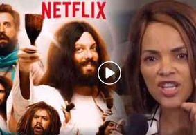 "Flordelis detona Netflix por especial de natal e é questionada por seguidores: ""E seu marido?"""