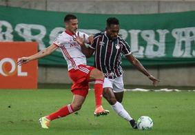 Fluminense vira, vence a primeira no Brasileirão e derruba os 100% do Inter