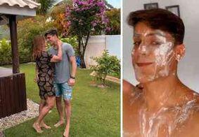 Chega ao fim namoro entre paraibano e mãe de Neymar; modelo é pressionado por família do jogador