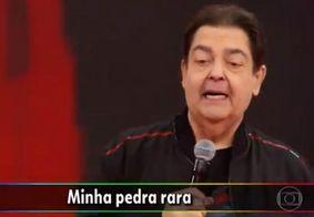 Faustão solta a voz com Ivete Sangalo no Domingão e bomba na internet