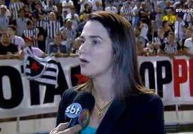"Michelle Ramalho exalta Campeonato Paraibano, após final: ""Sempre acreditei no futebol da Paraíba"""
