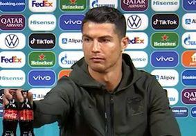 Coca-Cola perde 4 bilhões de dólares após gesto de Cristiano Ronaldo