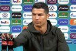 Coca-Cola perde 4 bilhões de dolares após gesto de Cristiano Ronaldo