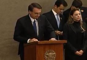Vídeo: Jair Bolsonaro é diplomado pelo Tribunal Superior Eleitoral