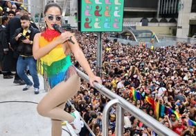 Internautas comemoram amizade entre Anitta e Ana Clara