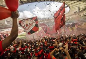 Palmeiras tropeça e Flamengo é o campeão brasileiro de 2019