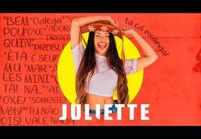 """Nova versão de """"Juliette"""" é lançada com videoclipe"""
